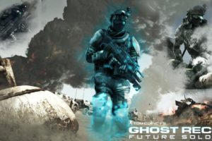 ghost, Recon, Future, Soldier, Military, Shooter, Action, Tom, Clancy