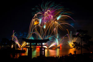 fireworks, Night, Timelapse, New, Year, Asian, Oriental, Reflection, Sky, Color, Fire