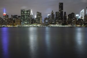 architecture, Buildings, Cities, Cityscape, Contrast, Empire, Lights, Night, Panorama, Place, Rivers, Scenic, Shift, Skyline, Skyscrapers, State, Tilt, View, Water, Window, World, New york, Nyc, Bridge, Brooklyn