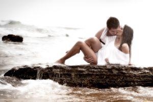 beach, Future, Life, Hug, Man, Couple, Model, Dress, Sexy, Kiss, Girl, Love