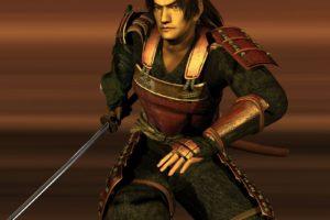 onimusha, Action, Adventure, Fantasy, Warrior, Ninja, Samurai, Fighting, Puzzle