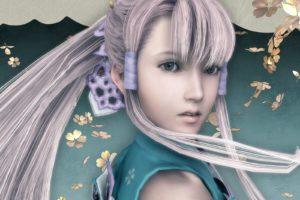 genji, Action, Adventure, Fighting, Fantasy, Samurai, Warrior
