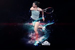 simona, Halep, Tennis, Babe