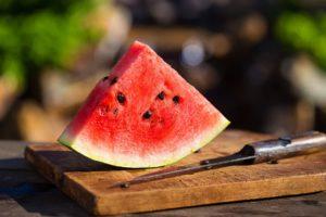 watermelon, Melon, Fruit, Red, Bokeh