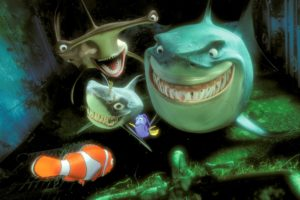 finding, Nemo, Animation, Underwater, Sea, Ocean, Tropical, Fish, Adventure, Family, Comedy, Drama, Disney, 1finding nemo, Shark