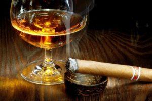 cigars, Cigarette, Tobacco, Bokeh, Smoke, Smoking, Cigar, Drink, Alcohol, Drinks, Glass