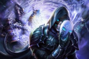 heroes, Might, Magic, Strategy, Fantasy, Fighting, Adventure, Action, Online, 1hmm, Mask, Skull, Monster, Reaper