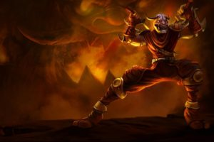 league, Of, Legends, Lol, Fantasy, Online, Fighting, Mmo, Rpg, Arena, Game, Artwork, Lol, Warrior, Action