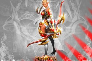 maestia, Online, Fantasy, Mmo, Rpg, Adventure, Action, Strategy, Fighting, Gods, Rise, Keledus, 1maestia, Elf, Elves, Poster, Archer, Girl