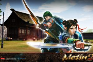 metin, 2, Asian, Fantasy, Mmo, Rpg, Action, Fighting, Magic, Samurai, Warrior, Online, 1metin, Ninja, Anime, Poster