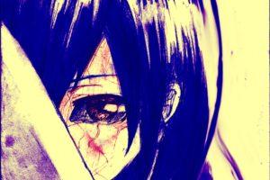 tokyo, Kushu, Anime, Manga, Artwork, Ghoul