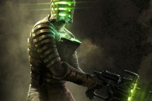 dead, Space, Sci fi, Shooter, Action, Futuristic, 1deads, Warrior, Cyborg, Robot, Alien, Aliens, Artwork, Deadspace, Fighting