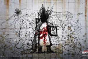 evil, Within, Survival, Horror, Action, Fighting, 1ewith, Dark, Zombie, Monster, Blood, Artwork, Graffiti
