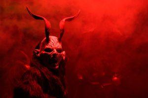krampus, Monster, Demon, Evil, Horror, Dark, Occult, Christmas, Storyr