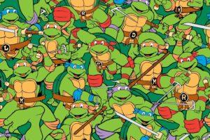 teenage, Mutant, Ninja, Turtles, Fantasy, Sci fi, Adventure, Warrior, Animation, Action, Fighting, Tmnt, Poster