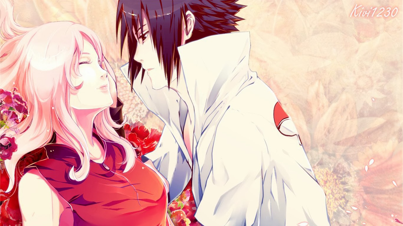 Sasuke Love Sakura Anime Couple